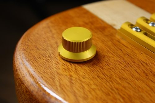Guique top hat volume knob
