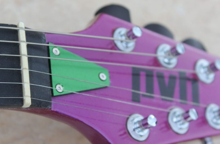 Guique truss rod cover fitted 3