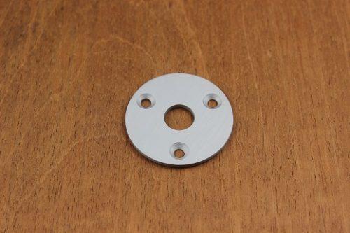 Guique round jack plate