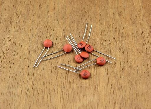 Guique ceramic disc capacitors